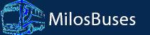 MilosBuses |   Δρομολόγια 06 Σεπτεμβρίου με 12 Σεπτεμβρίου